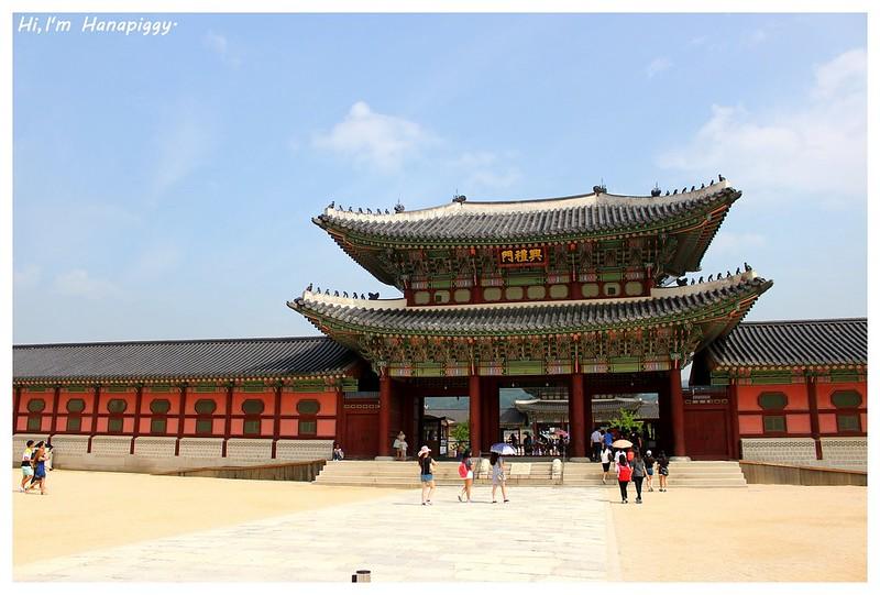 韓國自由行推薦4-2景福宮-2外圍 (84)
