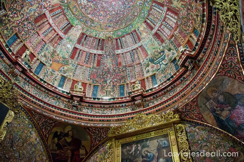 Arequipa capilla de san ignacio