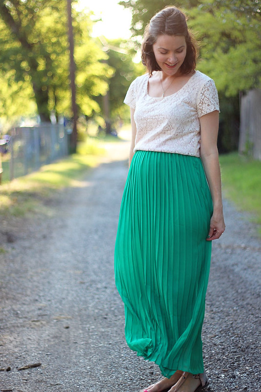 green-maxi-lace-shirt-3