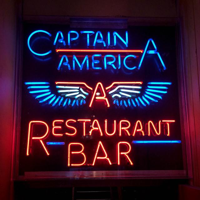 Cap's Bar