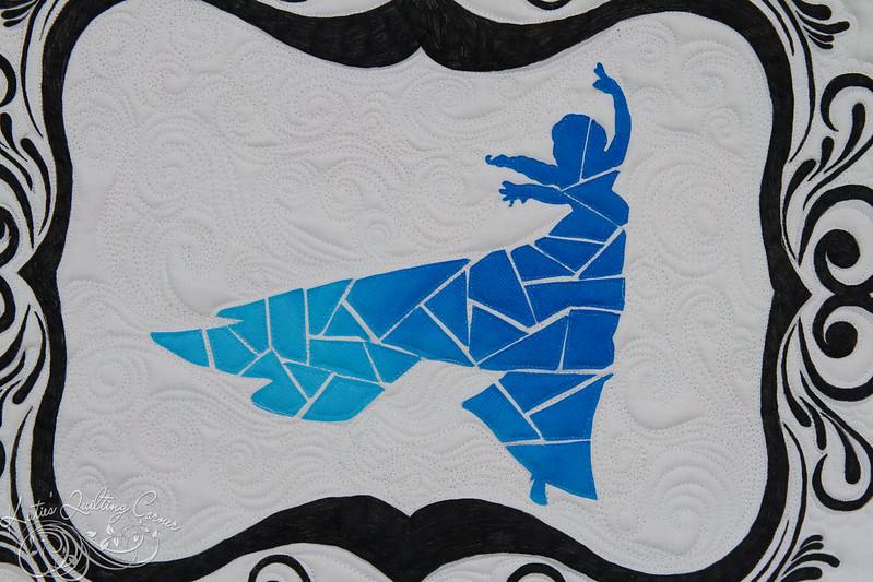 Frozen Quilt - Elsa