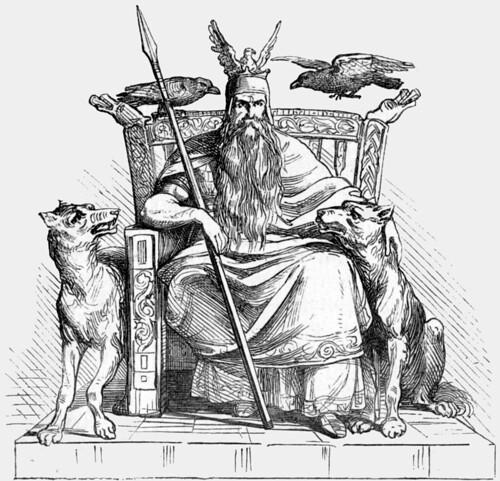 Odin_(Manual_of_Mythology)