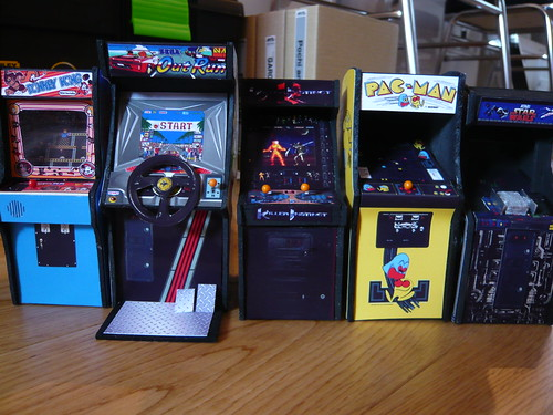 Japan, Arcades & Gaming: September 2014
