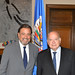 Secretary General Meets with Former Governor of New Mexico