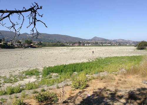 California Drought - Laguna Lake Sept 9, 2014