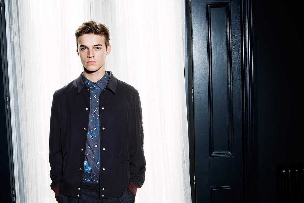 Robbie Wadge0758_PS by Paul Smith AW14