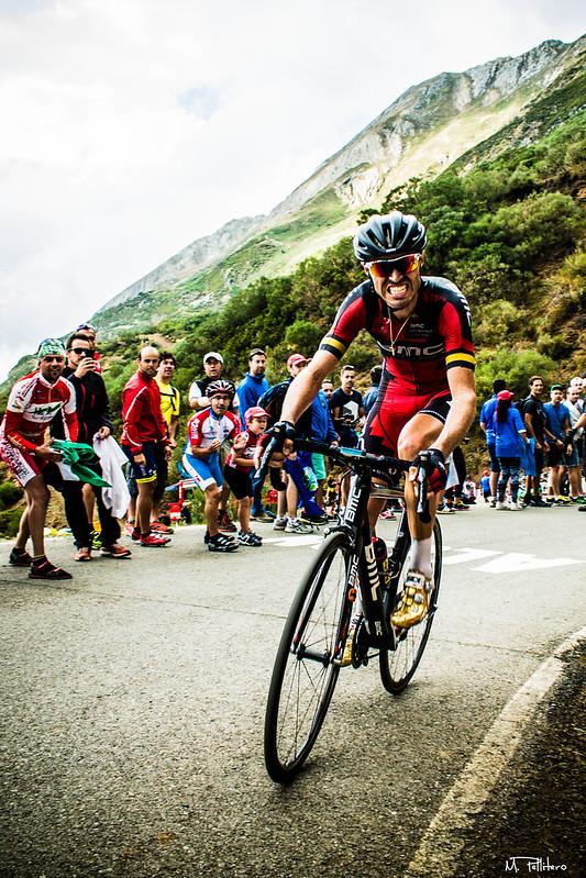 La dureza del Ciclismo
