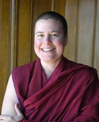 monk, lama, person,