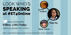 Look Whos Speaking @ #ET4Online