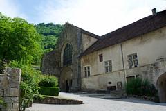 2014.06 FRANCE - FRANCHE COMTE - BEAUME LES MESSIEURS