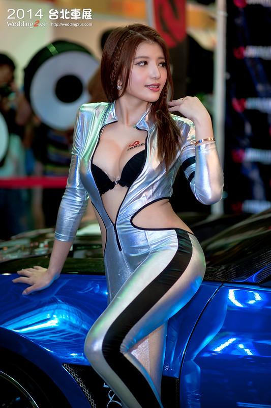 2014台北車展 show girl,45