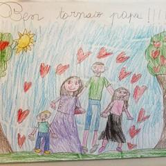 Quelle cose per cui dimentichi ogni dispiacere e ti commuovi e basta #family #kidz
