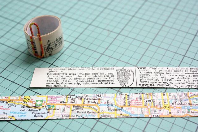 DIY papertape