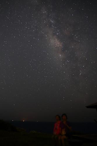 小琉球星空銀河