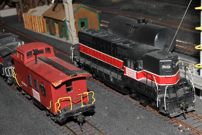 Two Kansas City northland layouts