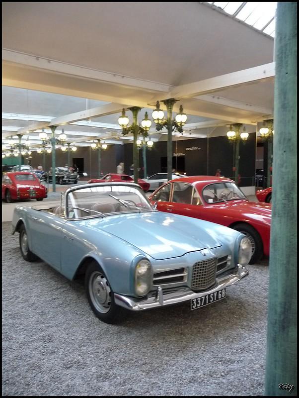 Facel Vega Cabriolet - 1963