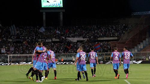 Catania- Virtus Lanciano 3-3: La cronaca $