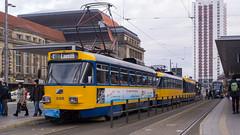 Leipzig Tram 2105