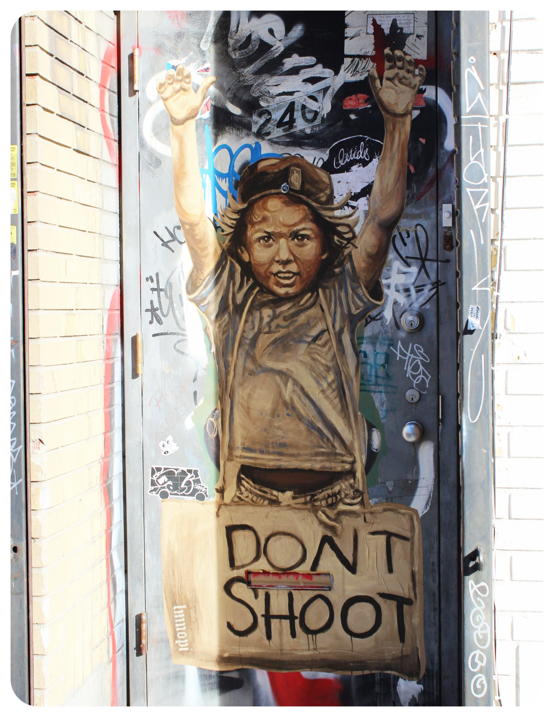 dont shoot bushwick