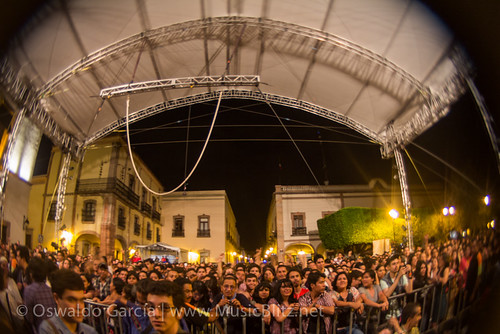 Bomba Estéreo @ Festival Siguiente Escena, Qro