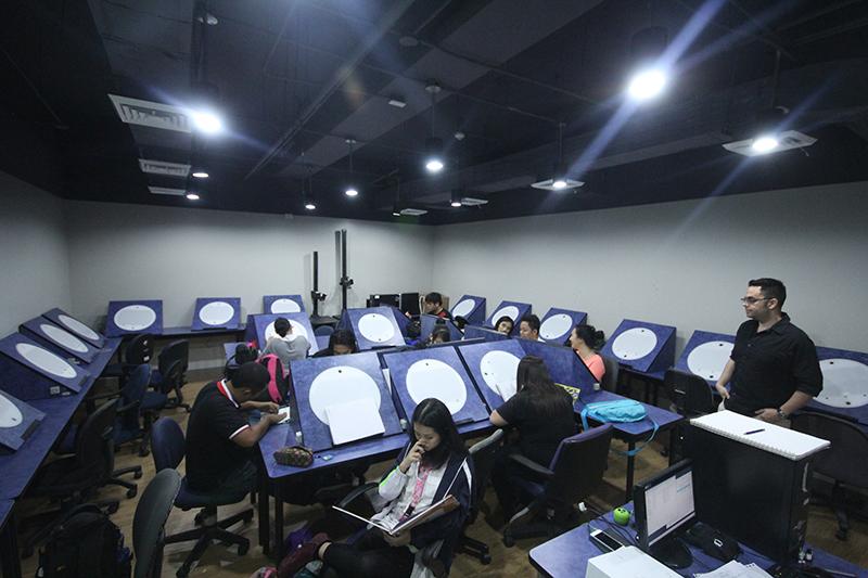 iAcademy rooms 2