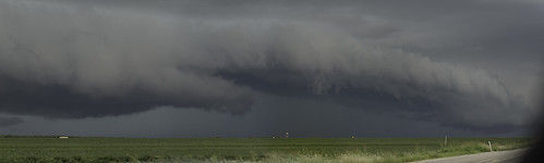 storm clouds rural dark texas panoramic spooky d800