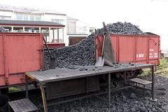 Ffestiniog Railway coal car_3226