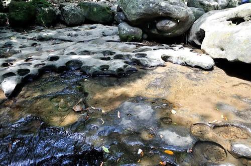 三貂嶺瀑布-枇杷洞瀑布-壺穴