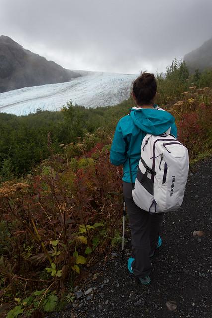 Harding Ice Field Hike