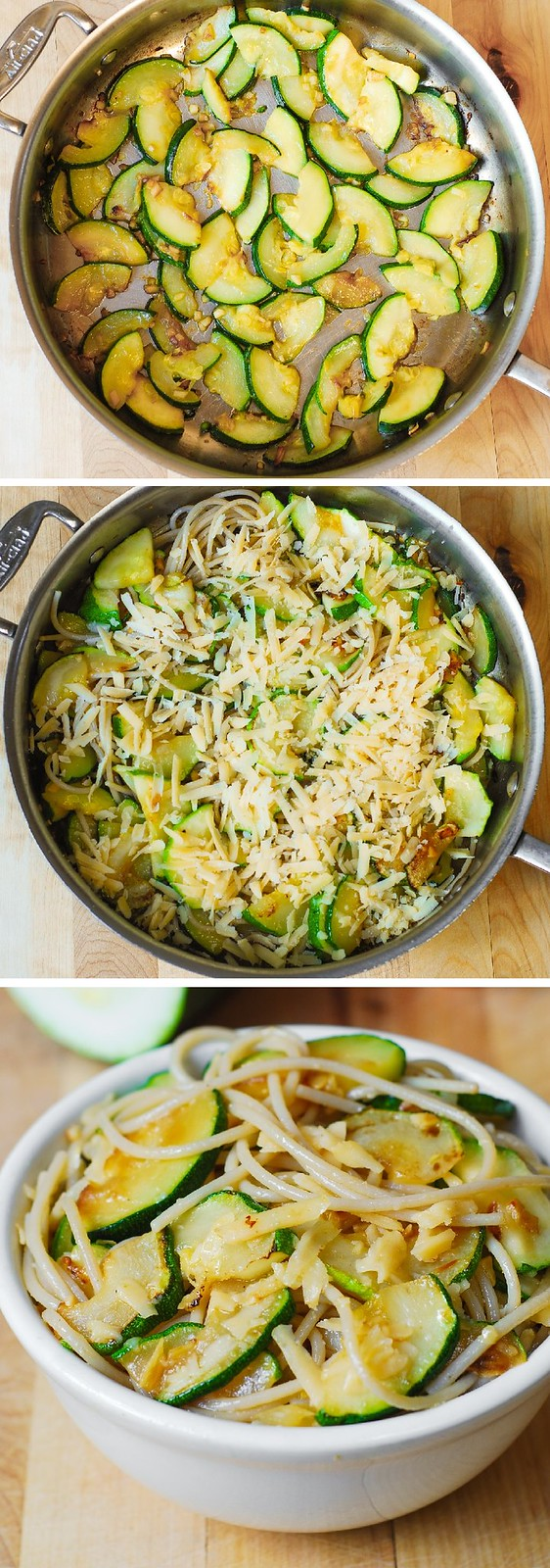 how to make zucchini pasta, gluten free recipes