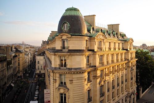 Paris in Morning Light (Explored)