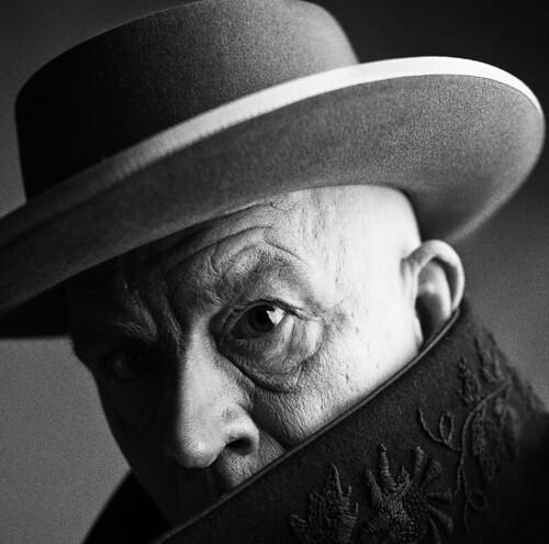 Sandro Miller, Irving Penn : Pablo Picasso, Cannes, France (1957), 2014