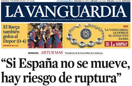 14i12 AMas Si España No se mueve hay riesgo de ruptura LV del 9 enero 2011