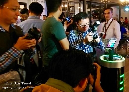 HTC One E8 Launch