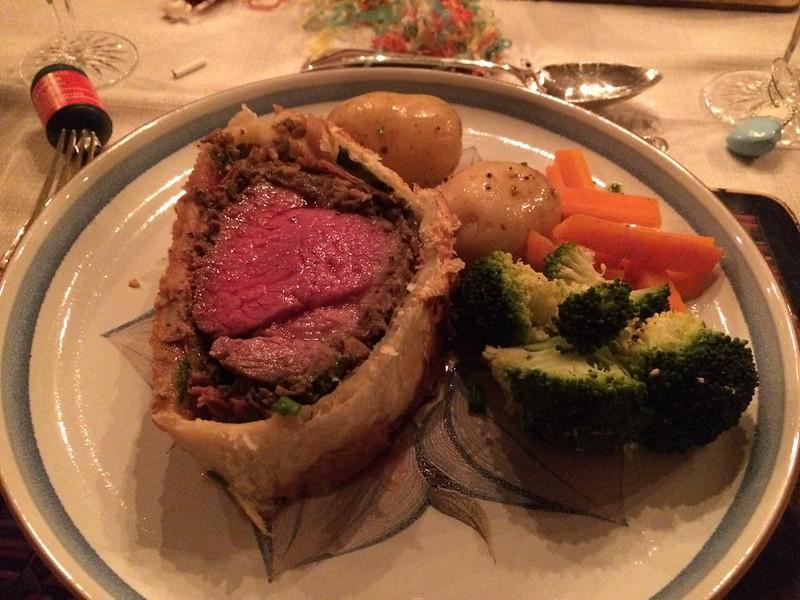 Beef Wellington : Another Shot