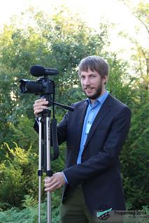 Student Reporter Steffen