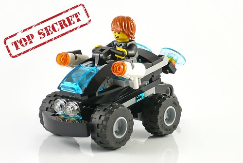 LEGO Ultra Agents 70160 Riverside Raid 02