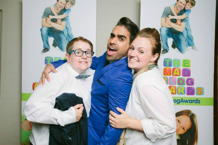 dr ranj and my two mums