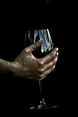 Glass in Hand