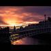 Ha'Penny Bridge - Dublin, Ireland - Color street photography by Giuseppe Milo (www.pixael.com)