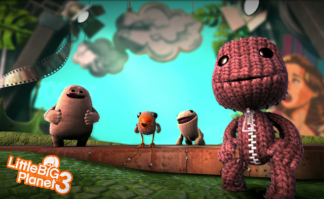 LittleBigPlanet 3 on PS4