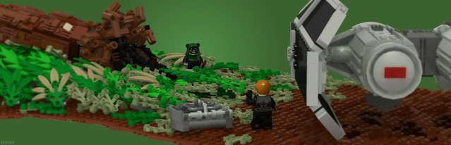 Uprooted, by BEAVeR, on Eurobricks
