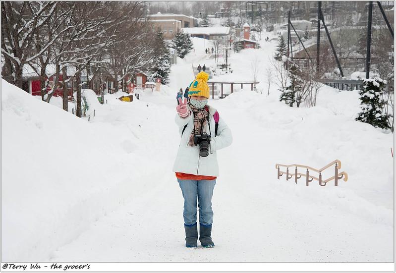 Day5 - 旭山動物園 - 企鵝散步-14