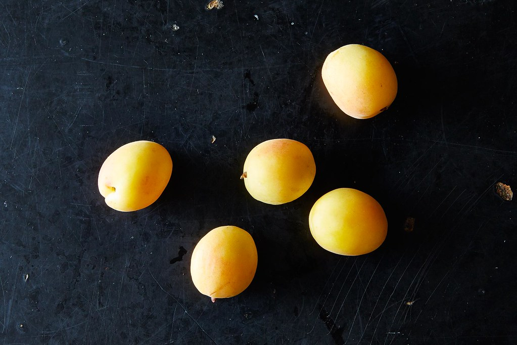 All About Apricots, from Food52