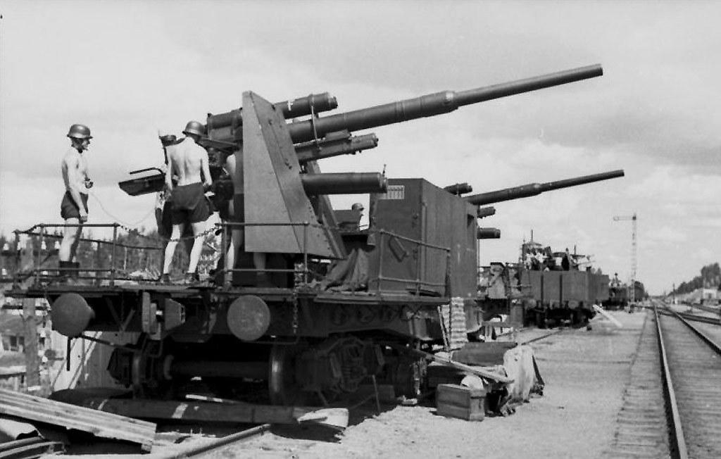 German 50 Mm Anti Tank Gun: GERMAN 88 MM FLAK GUN Normandy 1944