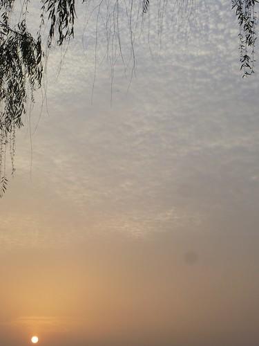 Zhejiang-Hangzhou-Lac Ouest-coucher du soleil 1 (7)