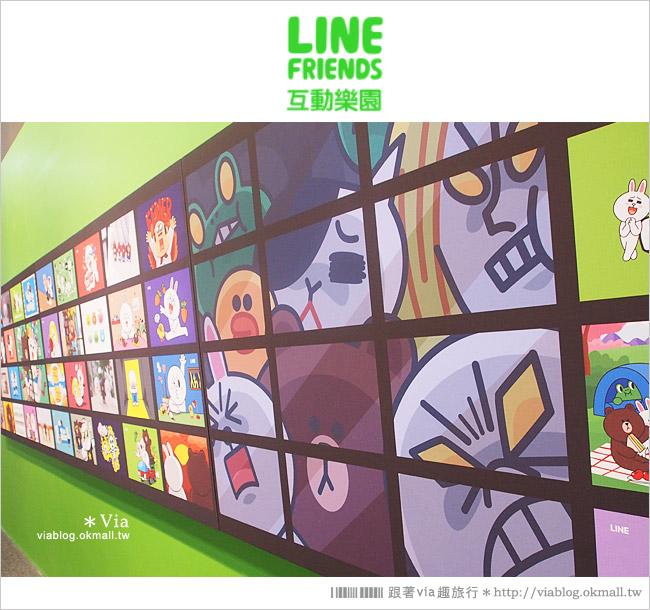 【台中line展2014】LINE台中展開幕囉!趕快來去LINE FRIENDS互動樂園玩耍去!(圖爆多)23