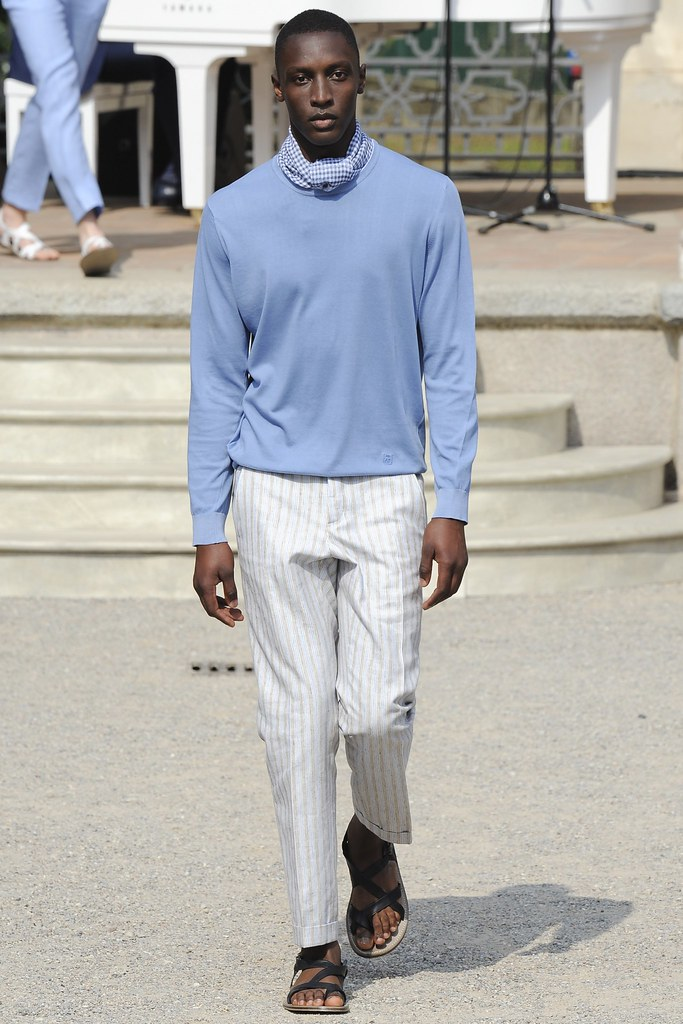 SS15 Milan Corneliani026_Yannick Sylla @ Joy Models(VOGUE)