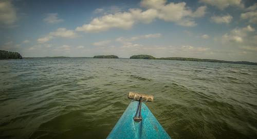 lake unitedstates southcarolina anderson kayaking ghosttown paddling ghosttowns lakehartwell rambing