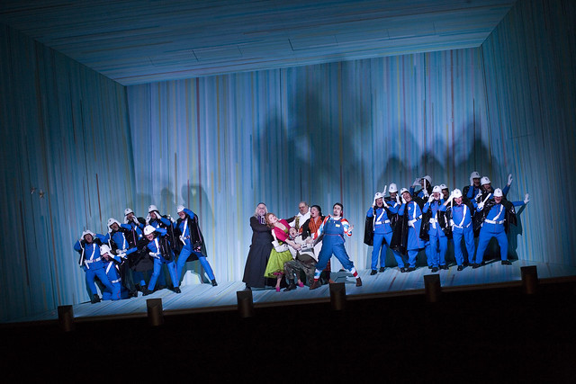 Il barbiere di Siviglia, The Royal Opera © ROH / Bill Cooper 2011